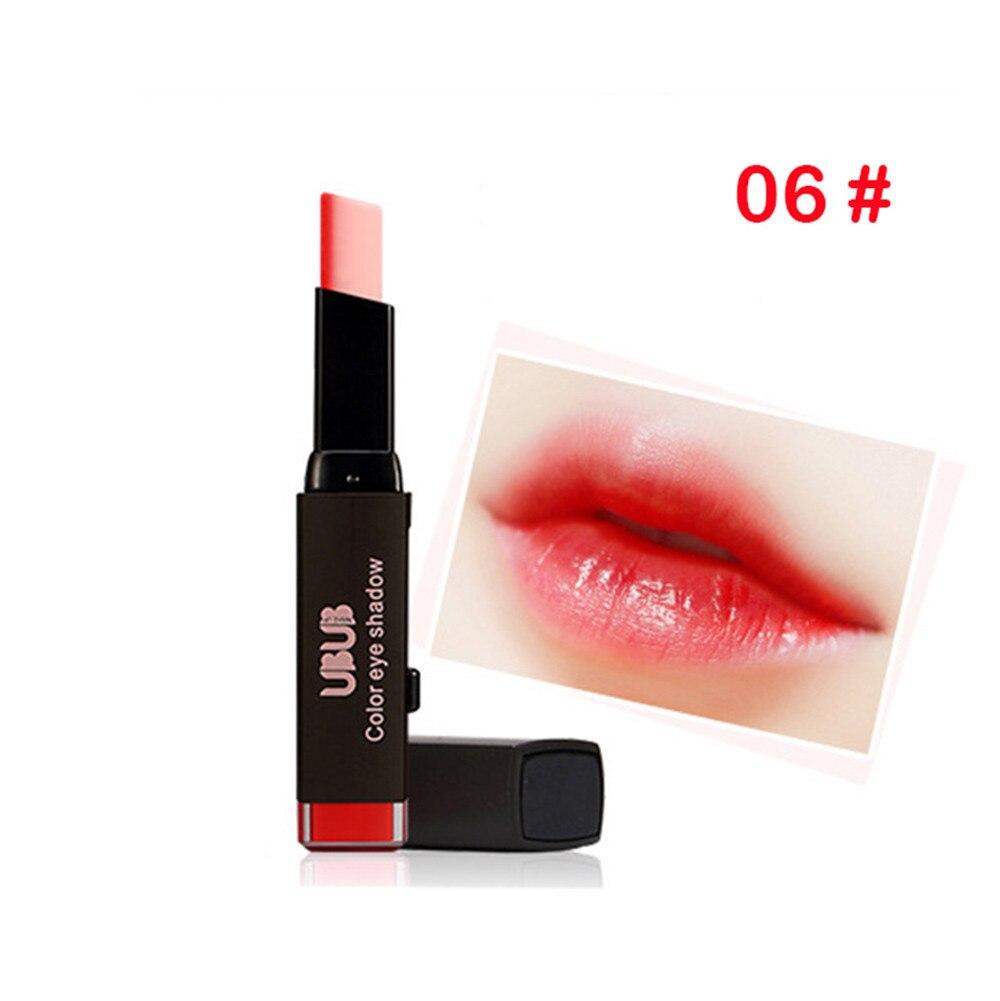 Красота Водонепроницаемый длительный карандаш для губ матовая помада блеск для губ Макияж инструмент блеск для губ Косметика для макияжа к