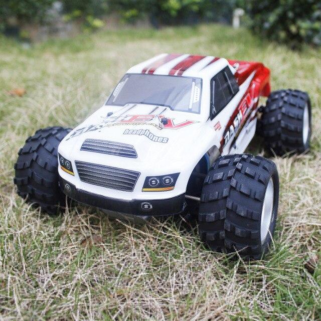 Nouveau RC voiture A979-B 1:18 4WD haute vitesse 70 KG/H 1400 mah RC voiture 2.4G Radio contrôle RC voiture Buggy voiture tout-terrain