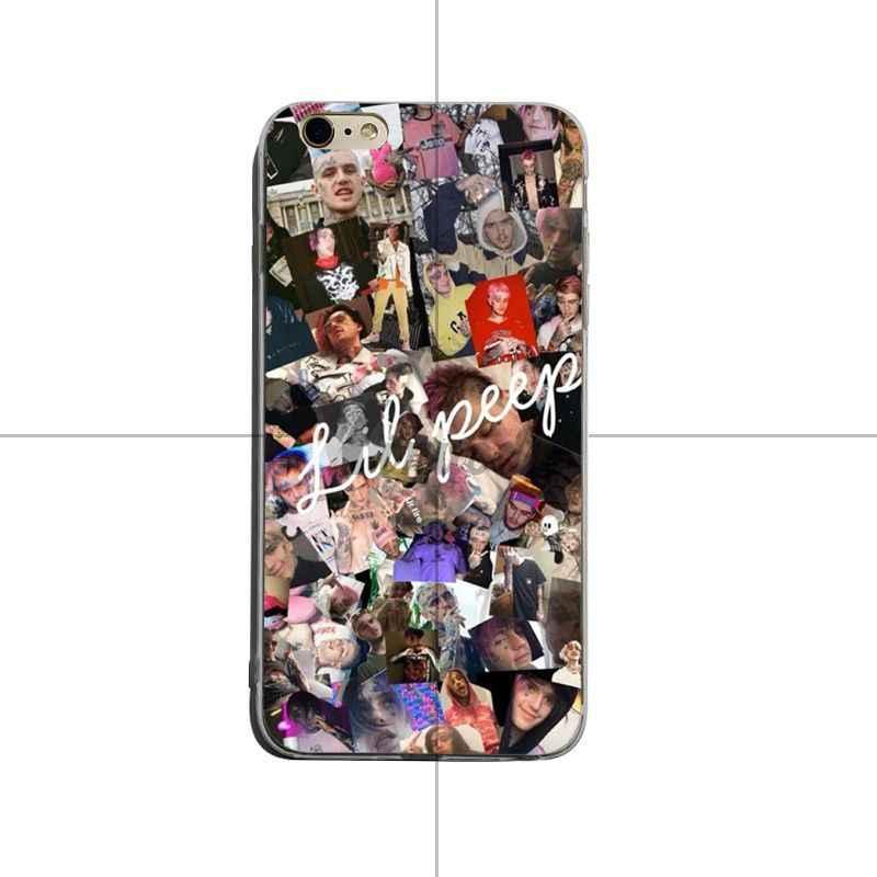 Yinuoda rappeur ptit Peep nouveauté téléphone ultra-mince étui pour iphone 8 8plus 7 7plus 6 s 6splus XSMax X XS XR