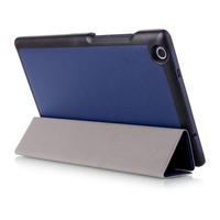 Magnetic PU Leather Cover Case For 2016 Lenovo Tab 3 8 0 850F M TB3 850M