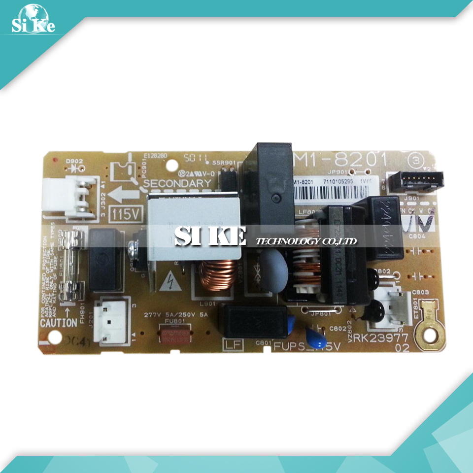 LaserJet Low voltage Board For HP M175nw M175A M275 M275NW M175 MFP RM1-8201 RM1-8202 Voltage Power Supply Board repalce paper roller kit for hp laserjet laserjet p1005 6 7 8 m1212 3 4 6 p1102 m1132 6 rl1 1442 rl1 1442 000 rc2 1048 rm1 4006