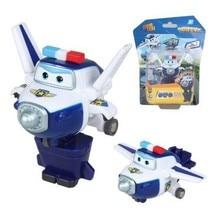 1 ШТ. 100% Новый Brinquedos Супер Крылья Игрушки Мини Трансформации робот Фигурки Игрушки Хороший Подарок Для Детей подарки