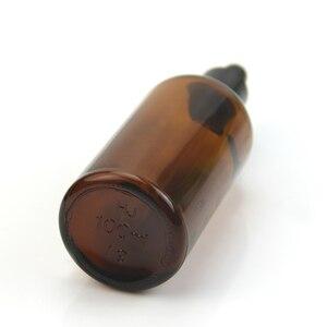 Image 5 - 試薬スポイトドロップアンバーガラスアロマセラピー液体ピペットボトル詰め替えボトル