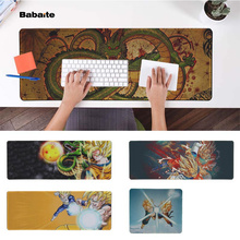 Babaite Your Own Mats Dragon Ball Office Mice Gamer Soft Mouse Pad Free Shipping Large Keyboards Mat