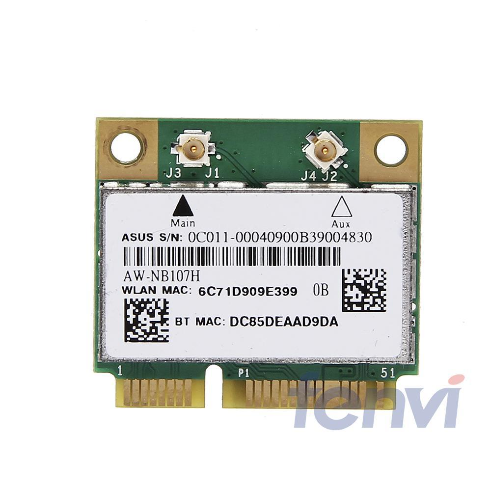 Image 4 - 150 150mbps BCM943142HM wifi bluetooth アダプタ Broadcom BCM943142  802.11b/g/n Wi Fi   BT 4.0 ハーフミニ Pci E ワイヤレス Wlan カード -     グループ上の パソコン