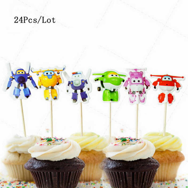Awesome Robot Birthday Cake Topper Bumblebee Optimus Prime Robot Party Funny Birthday Cards Online Inifofree Goldxyz