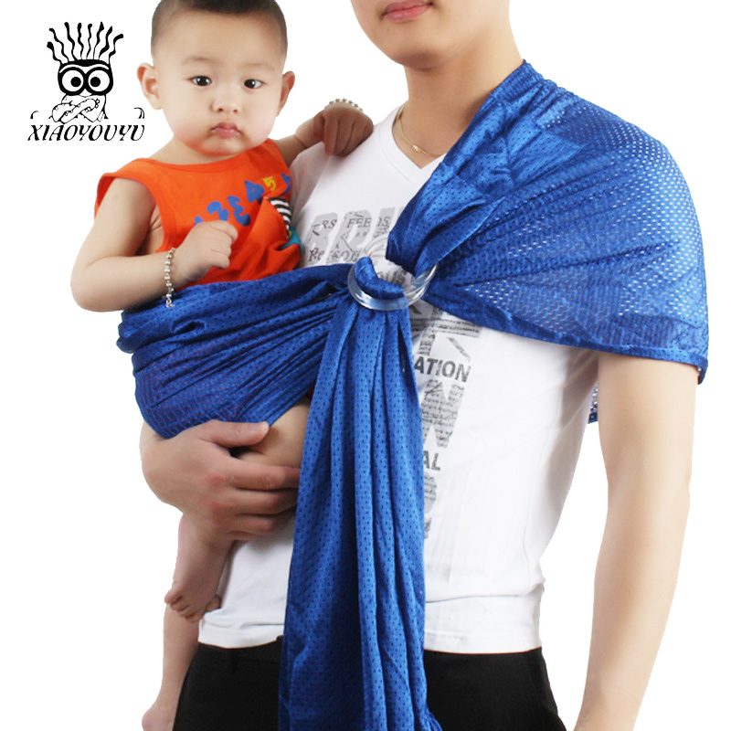 Xiaoyouyu Brand Breathable Baby Slings Quick Dry Design