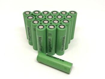 Оптовая продажа MasterFire новый оригинальный US18650VTC5 18650 3,7 V 2600mAh Высокая дренажная 30A vtc5 батарея для Sony батареи для испарителей