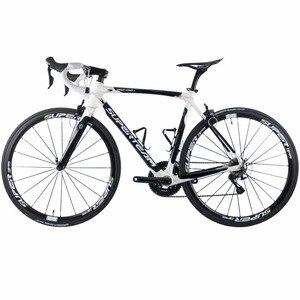 Superteam 700c الطريق دراجة ألياف الكربون دراجات shimano 5800 105 groupset الكربون العجلات/دراجة seatpost/شوكة 22 سرعة bicicleta