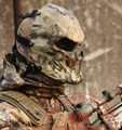 Highland Ghost Máscaras Tácticos Al Aire Libre de Camuflaje Militar Del Ejército WarGame Paintball Airsoft Protección Balaclava Mascarilla facial