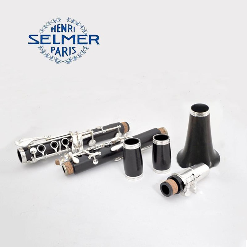 French brand A clarinet composite wood,A clarinet pure tone performance graded examination woodwind instrument люстра ideal lux giudecca sp6 nero 032504