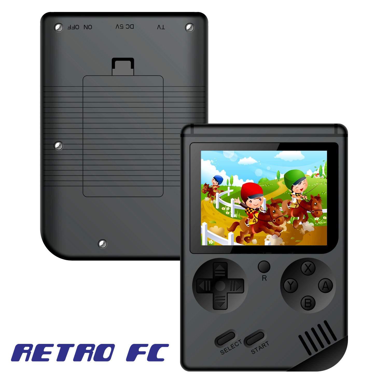 Portable Retro Handheld Mini Permainan 8 Bit 168 Permainan Anak Anak Anak Nostalgia Pemain Konsol Permainan Video Untuk Anak Nostalgia Pemain Pemain Game Genggam Aliexpress