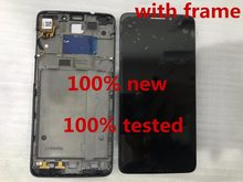 FOR Alcatel One Touch Idol X OT6040 6040 6040D 6040E OT-6040D LCD Screen Display + Touch Screen Digitizer Assemblely with Frame(China)