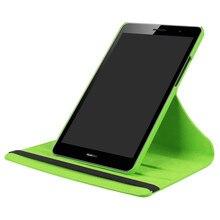 Вращение на 360 чехол для huawei Медиа Pad T3 8,0 тонкий Чехол-подставка кожаный чехол huawei T3 8,0 KOB-W09/KOB-L09 Tablet Защитный