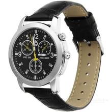 Montre Smart Watch Écran Rond Bluetooth Mouvement À Quartz Montre IOS Andrews Sports de Plein Air Smartwatch