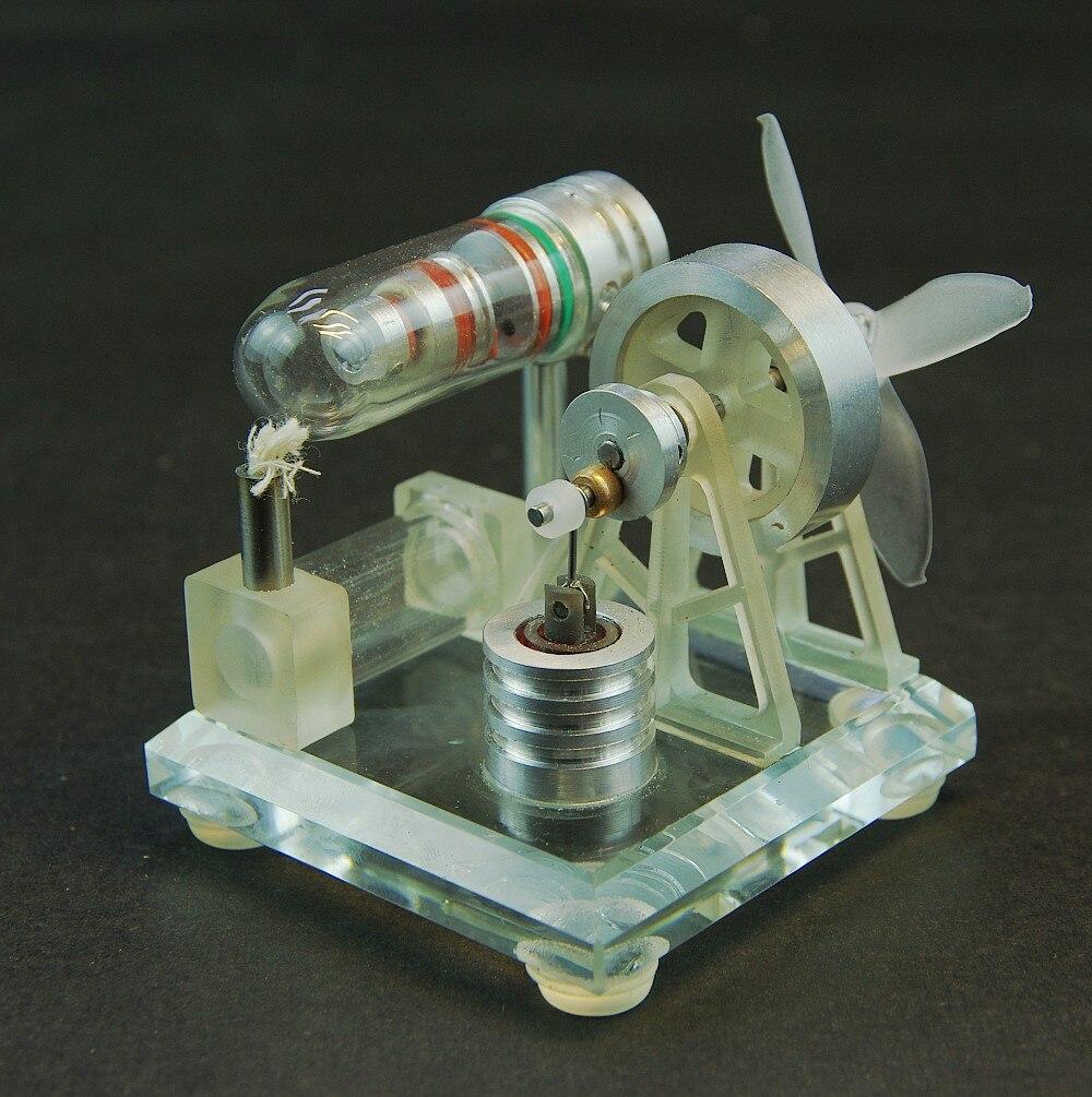 Minuscule moteur Stirling modèle physique science éducatifs jouet cadeau pour les enfants