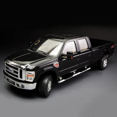 Assembled car model MENG CS-001 1/24 Ford heavy pickup F-350 Super Duty цены онлайн