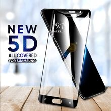 20pcs/Lot Full Cover Tempered Glass Film For Samsung A8 Plus A9 A7 A6 Plus J8 J4 J2Pro J7 J2 J6 2018 J5 Screen Protector HD(China)