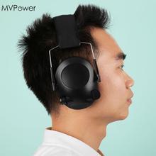 MVpower Tactical Anti-Noise Impact Electronic Earmuff Fold Ear Hearing Earmuffs 21SNR Earphone Headphone Headset