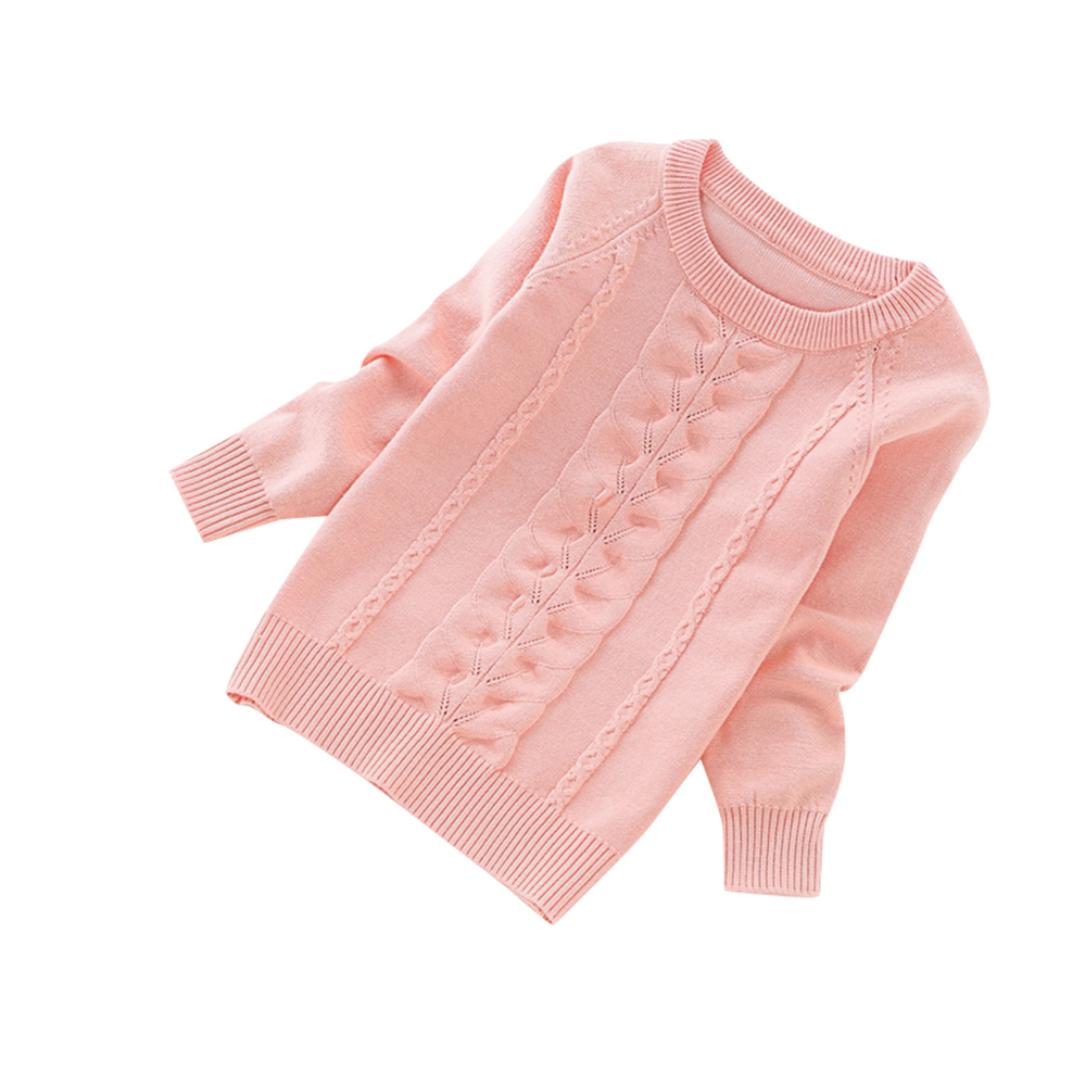Spring autumn children sweater 100% cotton boys girls sweater for baby boy girl 4 6 8 10 12 years solid corlor kids cardigan