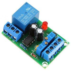 Image 2 - 12vバッテリー自動充電コントローラモジュール保護ボードリレーボードモジュール抗転置スマート充電器ホット販売