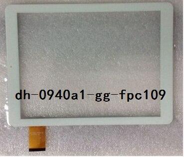 Новый оригинальный 9.7 дюймов tablet емкостной сенсорный экран dh-0940a1-gg-fpc109 бесплатная доставка
