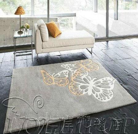 Personalizzato! stile europeo Handmade tappeti acrilici tappeti per ...