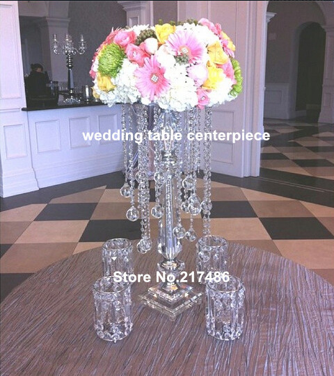 Crystal table centerpieces home design ideas and pictures crystal table top chandelier centerpieces for weddings crystal centerpieces for wedding table wholesalechina aloadofball Image collections