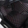 Автомобильный коврик для ног для jeep grand cherokee 2014 компас 2018 commander renegade водонепроницаемые автомобильные аксессуары
