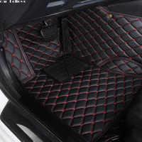Car Believe Auto car floor Foot mat For jeep grand cherokee 2014 compass 2018 commander renegade waterproof car accessories