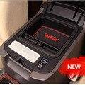 Non-Slip Titular Container caixa apoio de Braço Central Caixa de Arrumação Para Toyota Land Cruiser Prado FJ 150 Acessórios