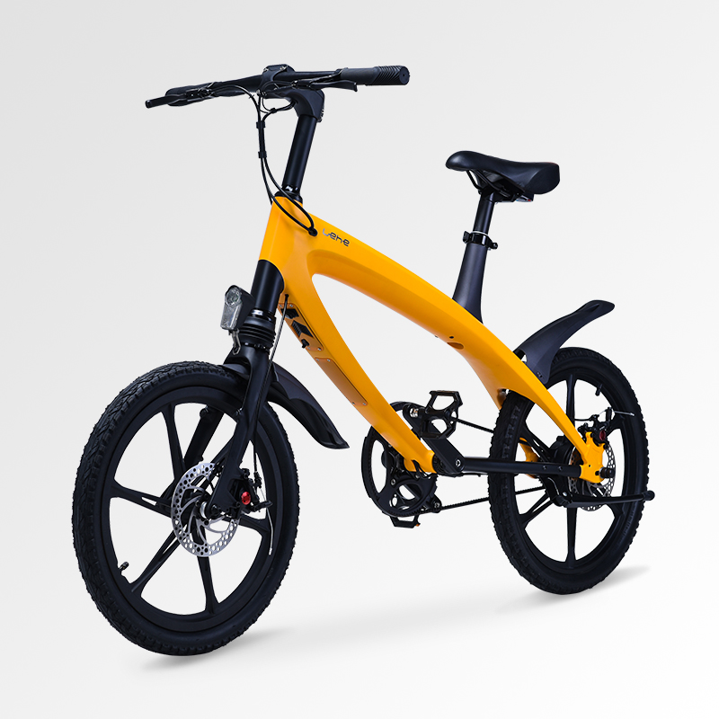 20 pouces vélo électrique S1 petit vélo électrique intelligent 36 V lithium pédale puissance vélo ville batterie scooter pas de portée 50 km ebike
