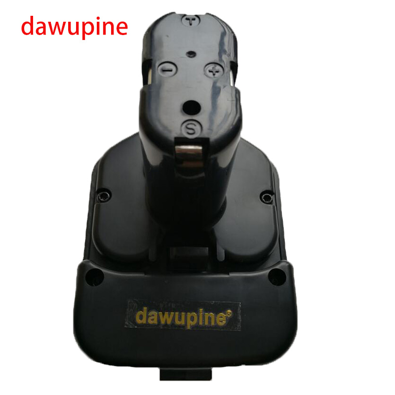 dawupine Tool Accessory Electric Drill Ni-CD Ni-MH Battery 12V 1500mAh Replacement For Hitachi 12V EB1212S EB1214L EB1214S Parts 2 pcs 3 6v 2100mah ni mh rechargeable power tool battery replacement for black