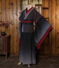 Wei Wuxian Cosplay Mo Xuanyu Costume Anime Grandmaster of Demonic Cultivation Dao Zu Shi Men