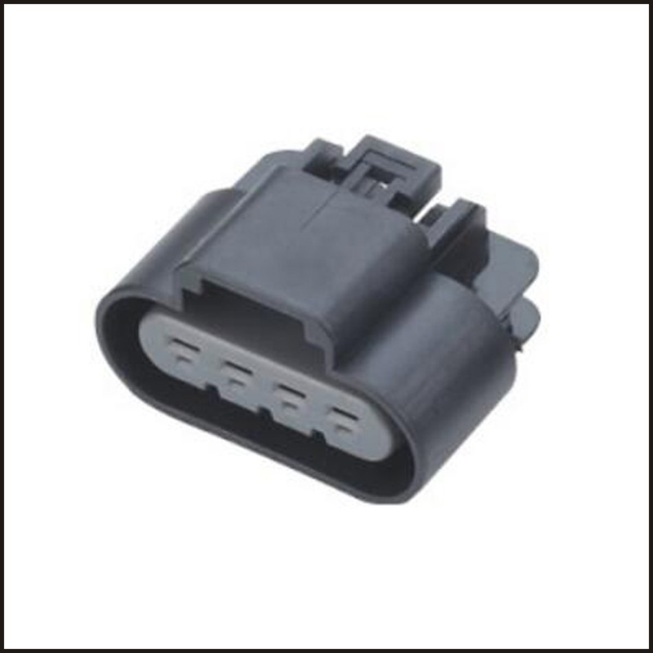 online buy whole fuse box connectors from fuse box male connector terminal plug connectors jacket auto plug socket female connector 4 pin connector fuse