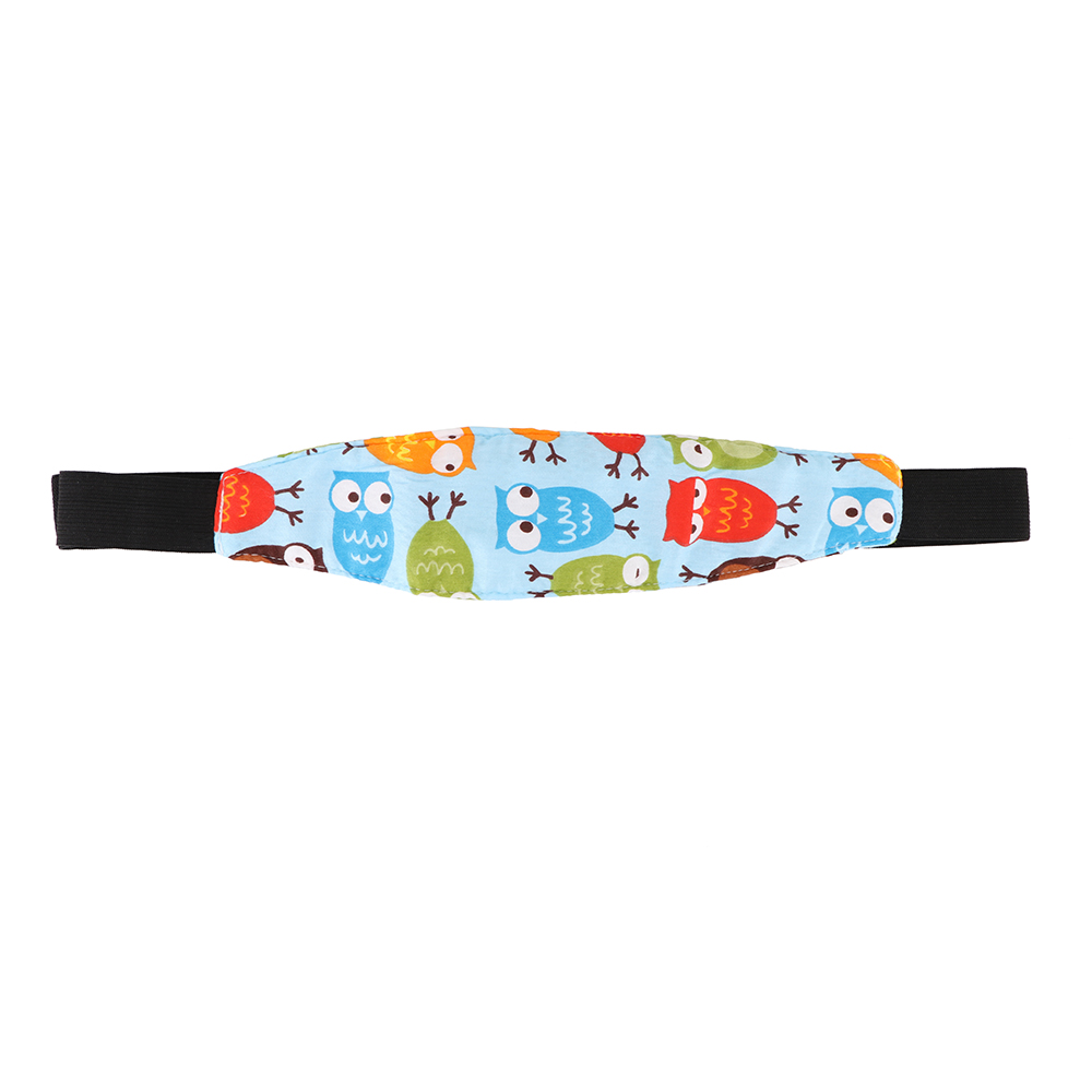 Image 5 - Practical Safety Baby Kids Stroller Car Seat Sleep Nap Aid Head Fasten Support Holder Belt Head Support Holder Sleep Belt Owl-in Seat Belts & Padding from Automobiles & Motorcycles