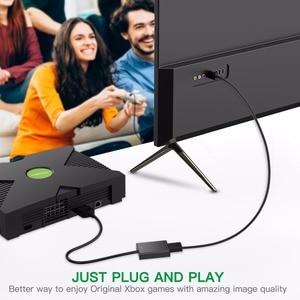 Image 2 - Myriann câble de liaison HDMI pour le système Xbox dorigine, convertisseur HDMI sans Mods requis pour le système Xbox dorigine