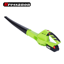 bressanon 20v 1500mah liion battery cordless leaf blower garden tool set include quick charger