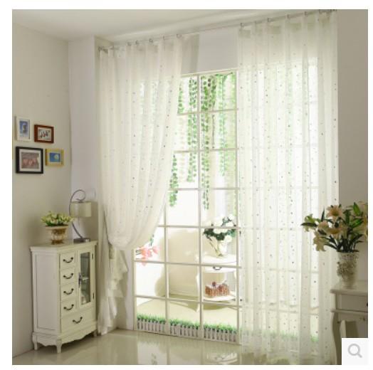 white fenster gardinen-kaufen billigwhite fenster gardinen partien ... - Vorhange Wohnzimmer Weis