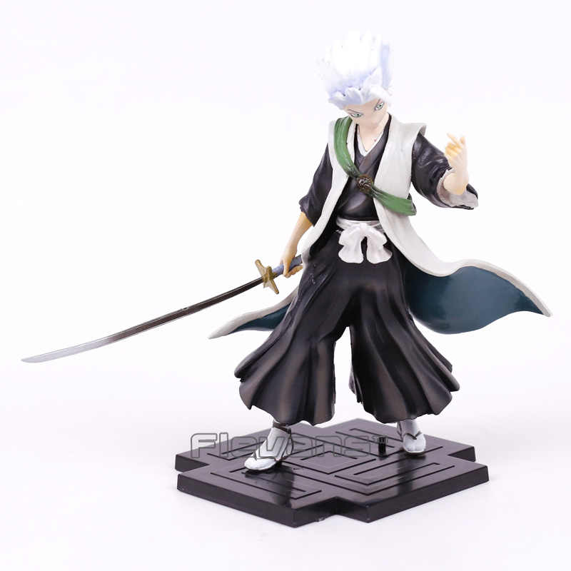 BLEACH Hitsugaya Toushirou PVC Figure Collectible Model Toy 18 cm