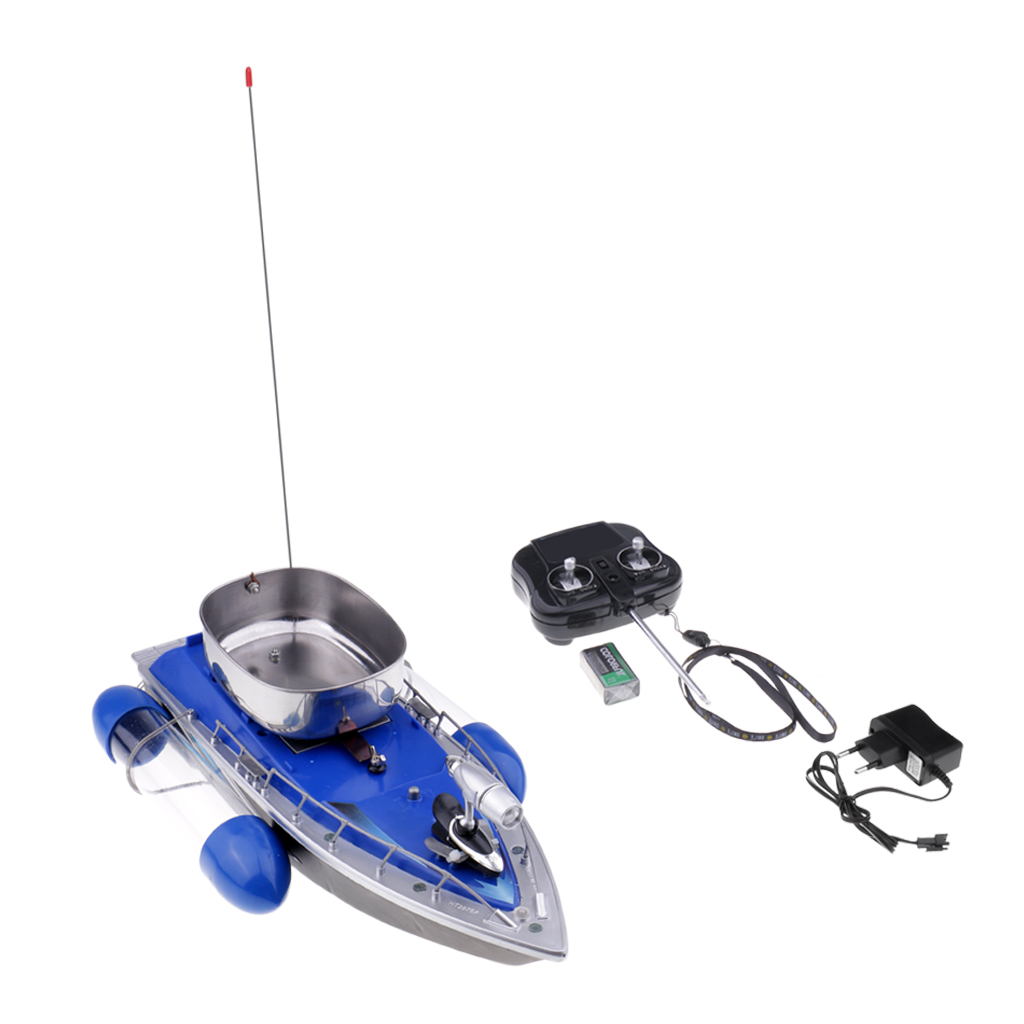 Fishing Lure Bait Boat 80-300 Meters Remote Control Wireless Fish Finder Fishing Nest mini fast electric fishing bait boat 300m remote control 500g lure fish finder feeder boat usb rechargeable 8hours 9600mah