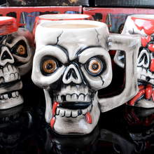 Ceramic Skull Coffee Mug – LIMITED OFFER