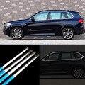 10 шт. дверная оконная рама из нержавеющей стали  Формовочная отделка для BMW X5 2009-2013