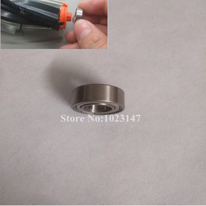 1 piece Steel Ball bearing Replacement for Neato BotVac 70e 75 80 85 Robotic Vacuum Cleaners Beater and Bristle Brush 4pcs hepa filter for neato botvac 70e 75 80 85 series robotic vacuum cleaners robot high quality