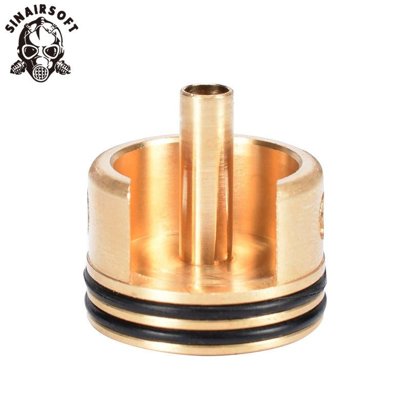 SINAIRSOFT Stille Cilinderkop Voor Airsoft AEG Ver.2 / 3 - Jacht - Foto 4