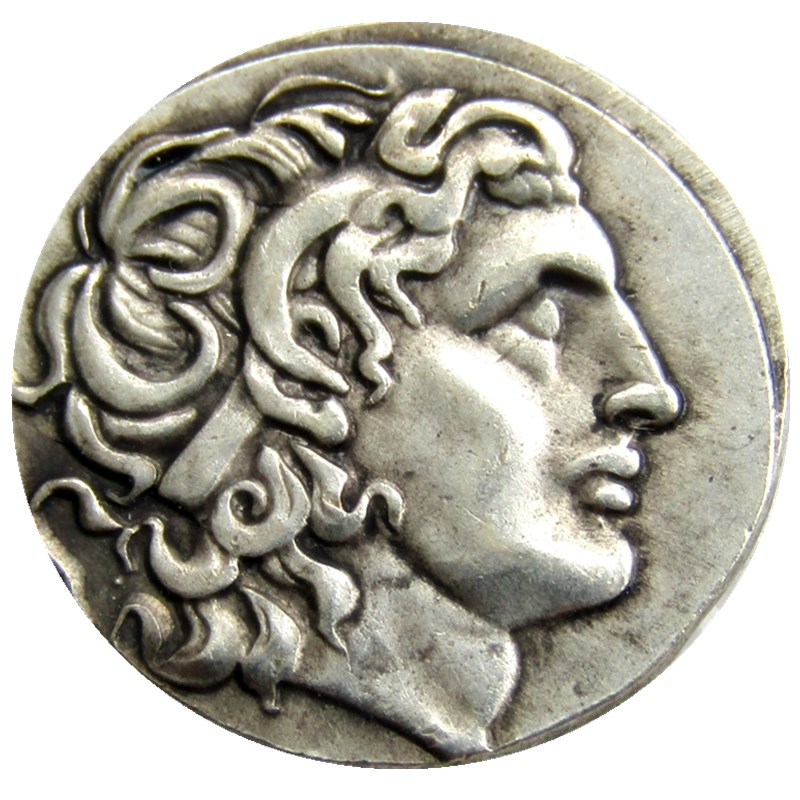 Alexander Iii The Great 336-323 Bc Ancient Greek Coin Customers First Greek (450 Bc-100 Ad)