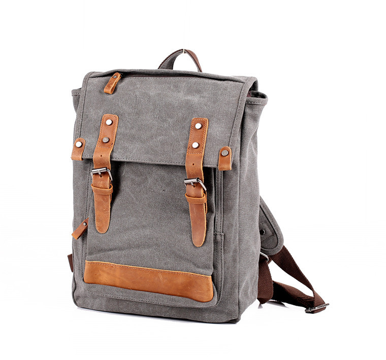 2018 Women Men Canvas Backpacks Large School Bags For Teenager Boys Girls Travel Laptop Backbag Mochila Rucksack Grey dida bear fashion canvas backpacks large school bags for girls boys teenagers laptop bags travel rucksack mochila gray women men