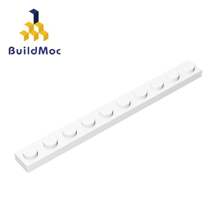 BuildMOC Assembles Particles 4477 1x10 Building Blocks City DIY Creative Bricks Bulk Model Figures Educational Kids Toy All