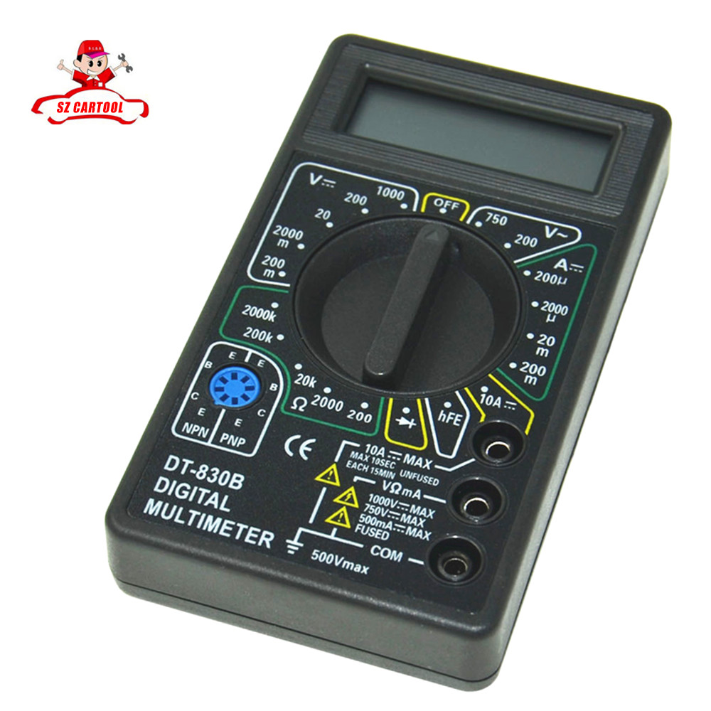 Dt830 Series Digital Multimeter Original Peter Pan Storyline Dt830d Circuit Diagram Dt920 Dt33 Dds1187 Dts1187 Electronic Energy Meter