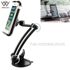 XMXCZKJ Car Phone Holder Cup Mount Holder Windscreen Dashboard Suction Stand For 13.4cm To 19cm Width Mount Holder For Tablet